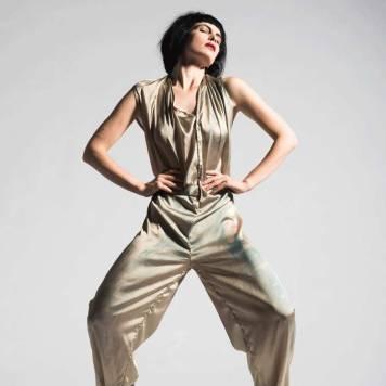 Concrete Fashion - Creating Garment Through Photographic Processes