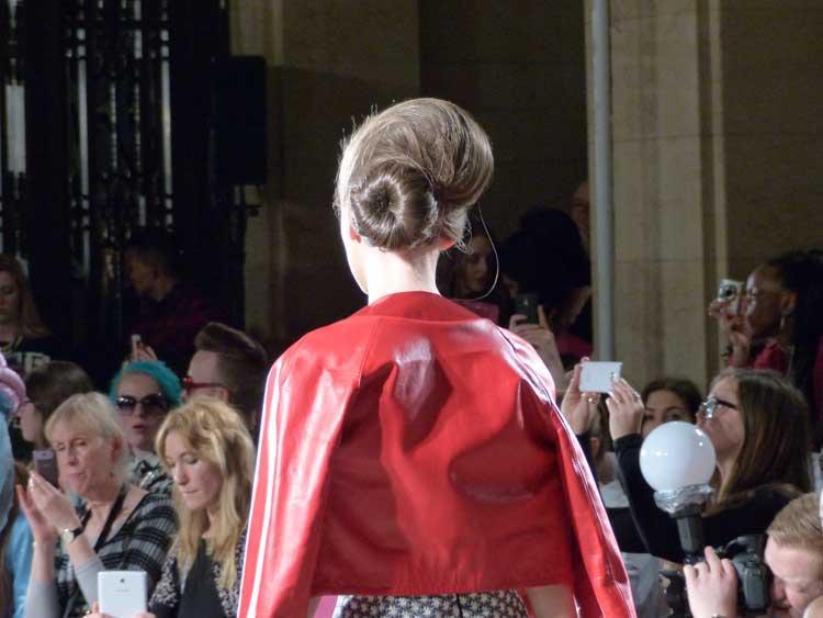 Hairstyles For Women London Fashion Week 2014