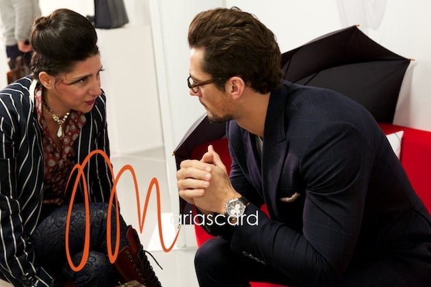 David Gandy gracie Opulanza interview