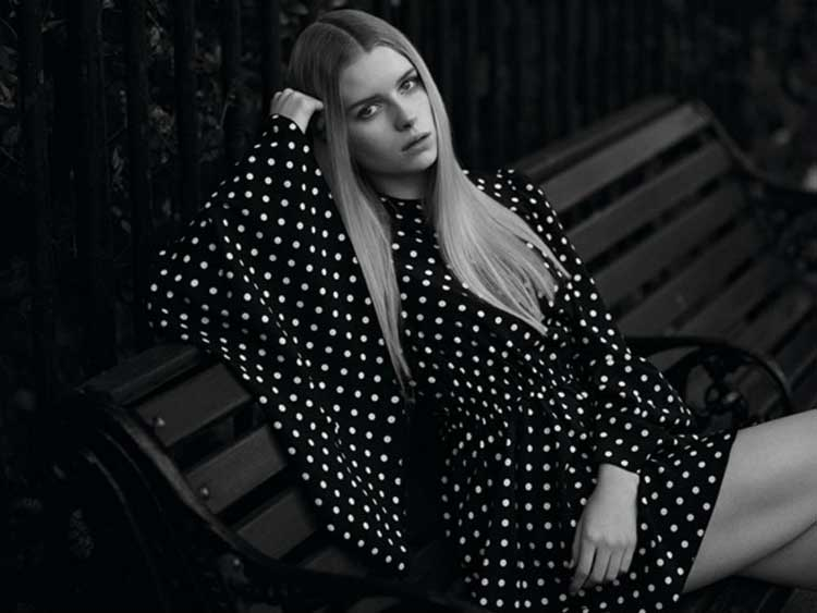 Lottie Moss – Don't Do What Your Big Sister Does
