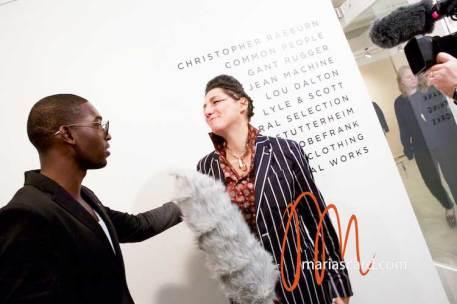 Tine Tempah - London Collection Men Interview