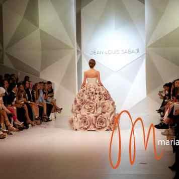 Dubai Fashion Week 2014@ffwddxb Jean Louis sabaji mariascard photographer (49)