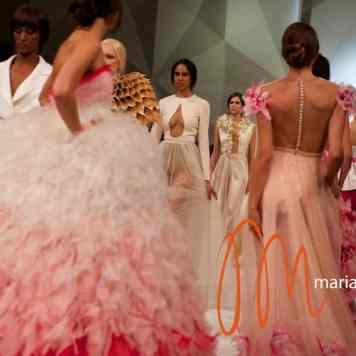Dubai Fashion Week 2014@ffwddxb Jean Louis sabaji mariascard photographer (66)