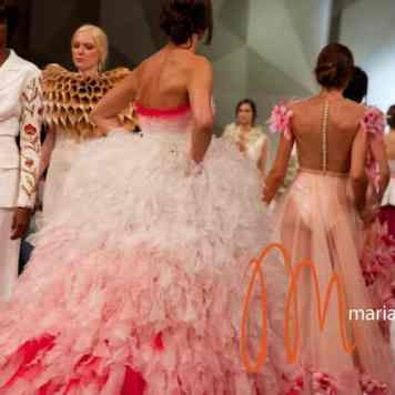 Dubai Fashion Week 2014@ffwddxb Jean Louis sabaji mariascard photographer (67)