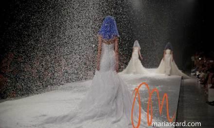 Dubai Fashion Foward 2014 – Ezra Santos Couture