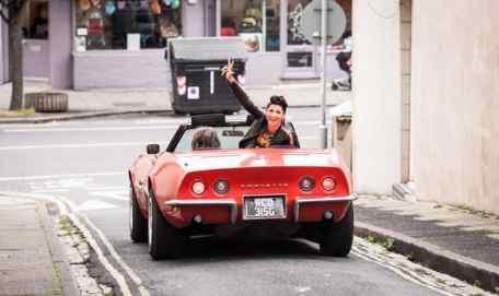 Gracie Opulanza - Corvette