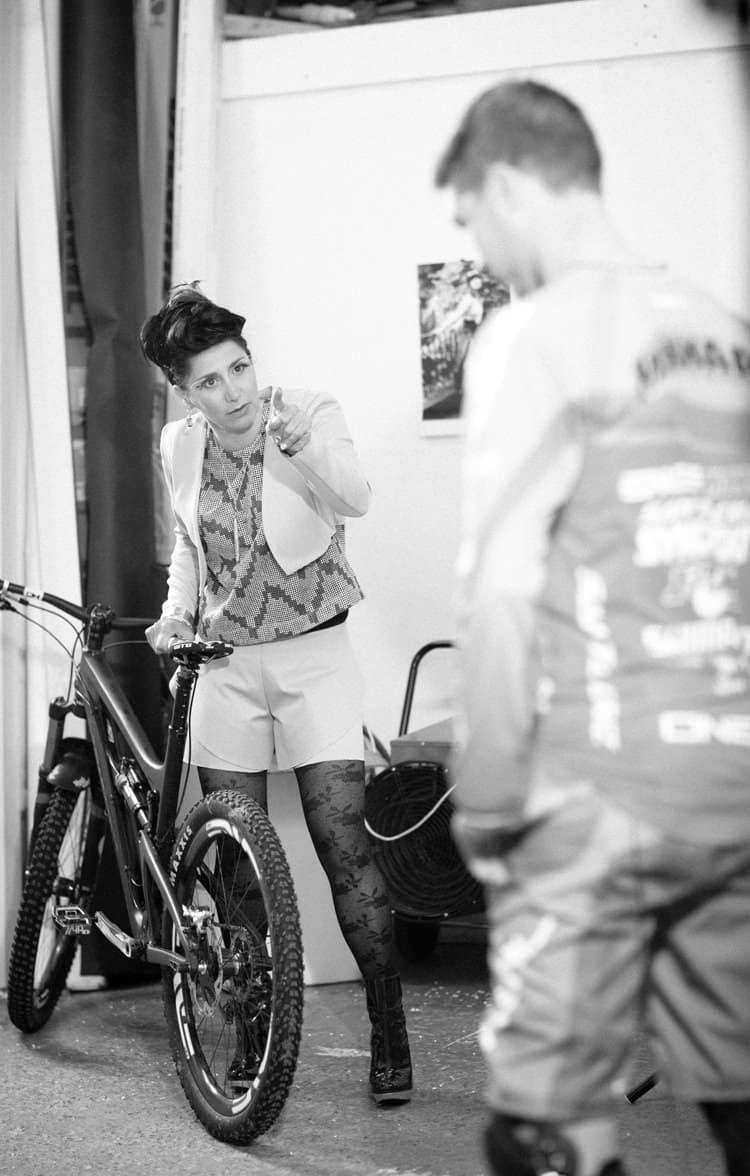 Greg Minnaar DownHill Mountain Biker 3 time world Champion 7 Gracie Opulanza For SportStyleFashion (4)