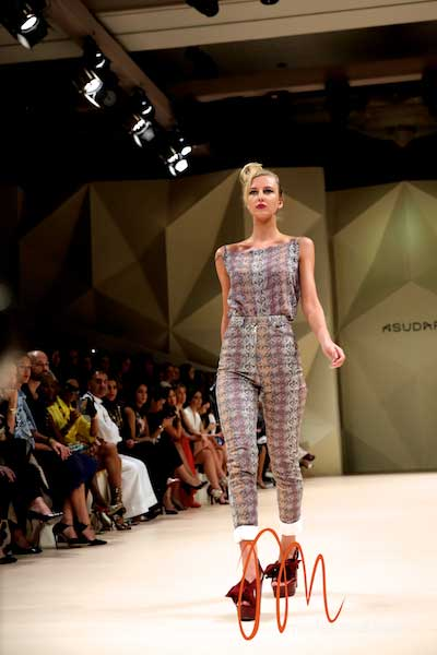 Dubai Asudari 2015 Sporty Couture, Maria Scard Gracie Opulanza fashion (1)