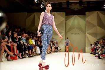 Dubai Asudari 2015 Sporty Couture, Maria Scard Gracie Opulanza fashion (7)