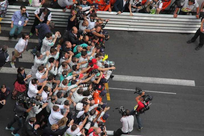 Grand Prix de Monaco Nico Rosberg 2015 (3)