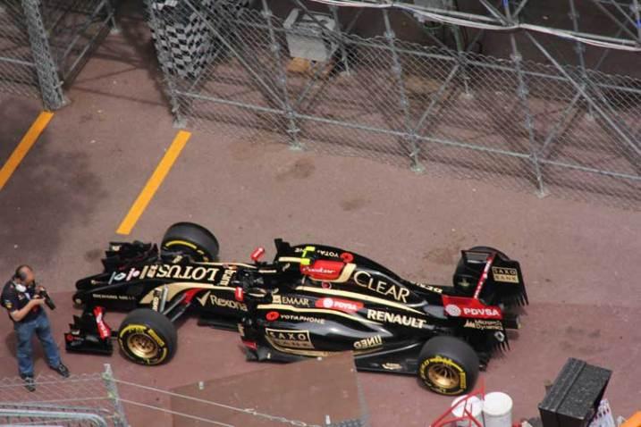 Monaco Grand Prix Formula One F1 2014 (2)