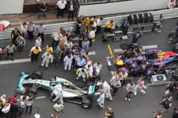 Monaco Grand Prix Formula One F1 2014 (4)