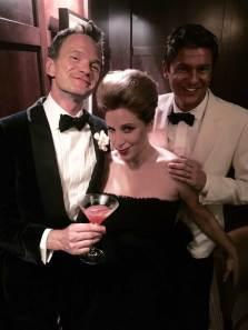 Becky Baeling Lythgoe Monique Collignon Haute Couture Oscars-2015-(11)