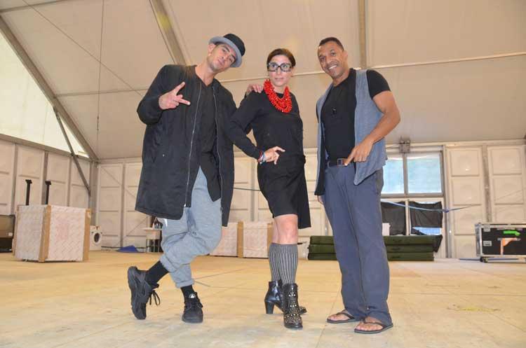 SkorpionDancer Cirque du Soleil MenStyleFashion Hip Hop Stephane Boko Gracie Opulanza (5)