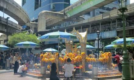 My Asia Trip – Bali Volcano, KL Attack & Bangkok Bomb