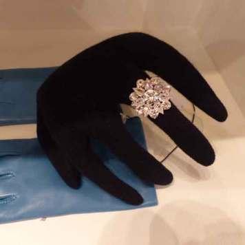 Hat glove shot by Gracie Opulanza