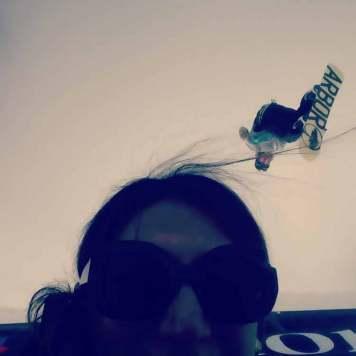 Gracie Opulanza TOtalfight 2016 Eyewear Selfie Shot (2)