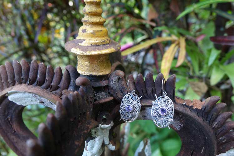 Handbag metal jewlery Bali Gracie Opulanza brass silver gold copper (4)