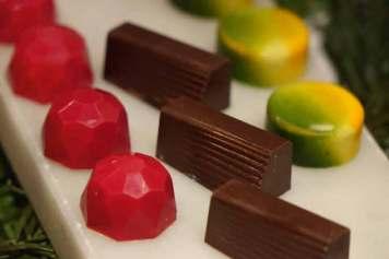 Alta Badia Norbet Niederkofler St Hubertus Italy chocolates (1)