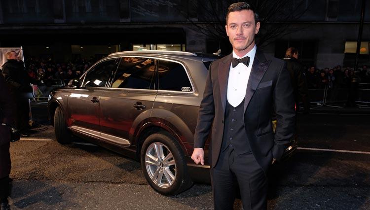 BAFTA Awards 2017 – Stars Driven By Audi