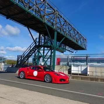 Silverstone 2017 Ferrari Track Day Gracie Opulanza MenStyleFashion (31)