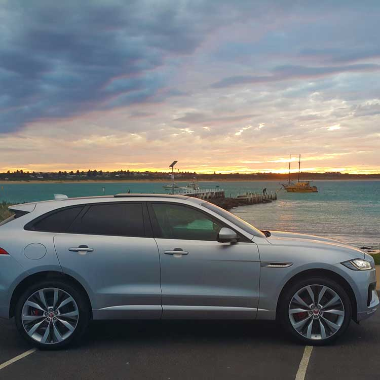 Jaguar F-PACE V6 Diesel - review Down Under in Australia
