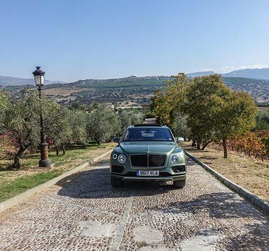 Bentley Bentayga - The Car That Empowers Me