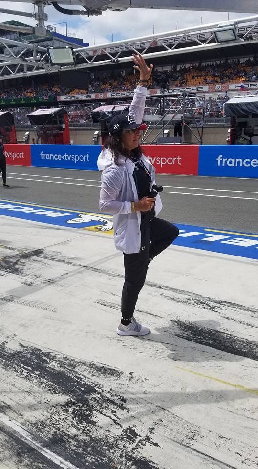 Under Armour – My Outfit for Le Mans 24H 2018