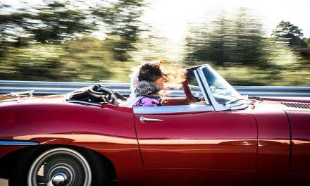 Jaguar UK – Classic Car Track Experience