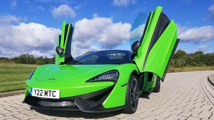 McLaren 570s Reviewed - Women Love Supercars Too