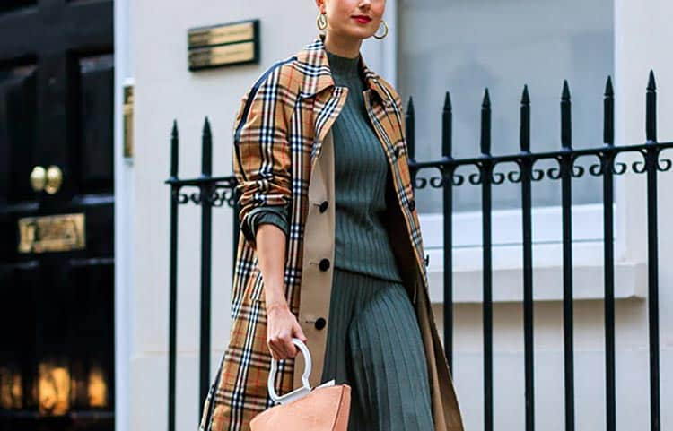 Trench Coat Obession – Trends For Winter