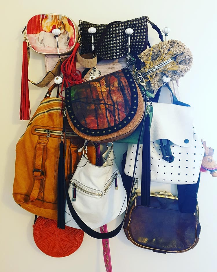 Bags by Gracie Opulanza