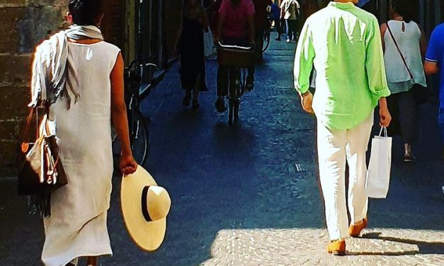 Italian Women – Turning Sixty Street Style Tips