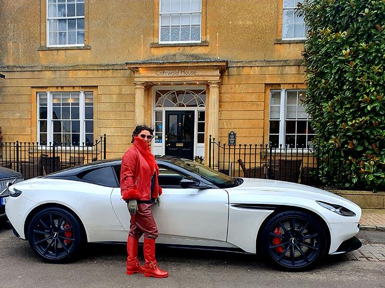 Gracie Opulanza Aston Martin DB11 MenStyleFashion review 2020 (2)