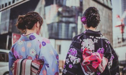 Kimono – Luxury Stay Home Fashion Trends