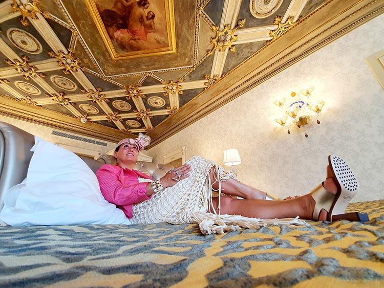 Ego Boutique Hotel Grand Canal Venice Gracie Opulanza 2020 (2
