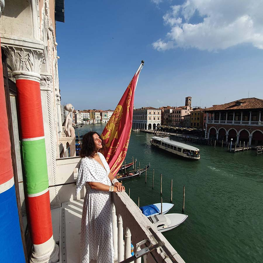 Ca Sagredo Grand Canal Gracie Opulanza Venice