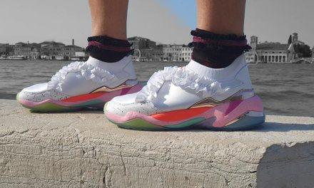 Trainer Chic – Stylish Travel Footwear
