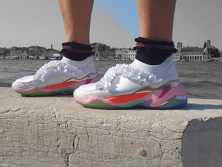 PUMA trainers limited Edition 2020 gracie opulanza Venice italy 2020 (3)