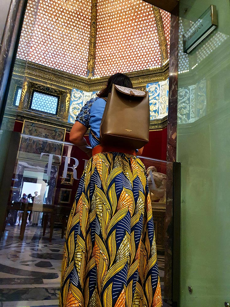 West Africa traditional print Ghana gracie opulanza Florence Italy 2020 (2)