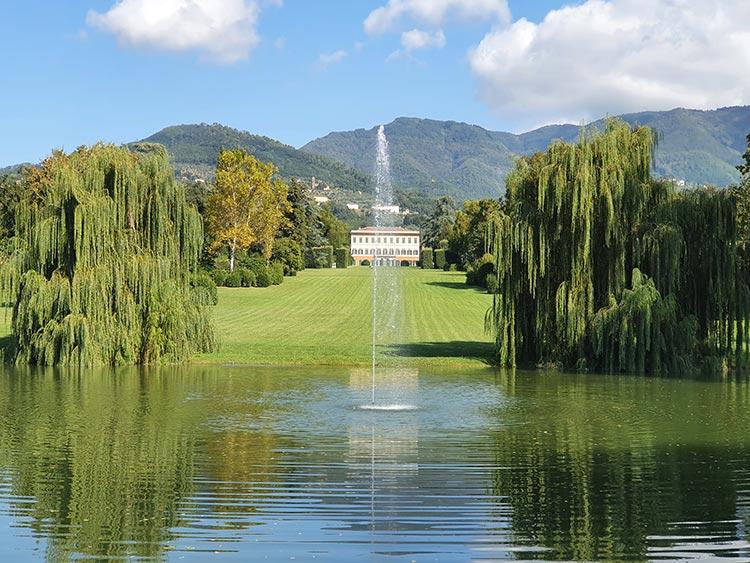 Villa Marlia or Villa Reale di Marlia Tuscany Lucca 2020 Luxury Estate For Tourists (18)