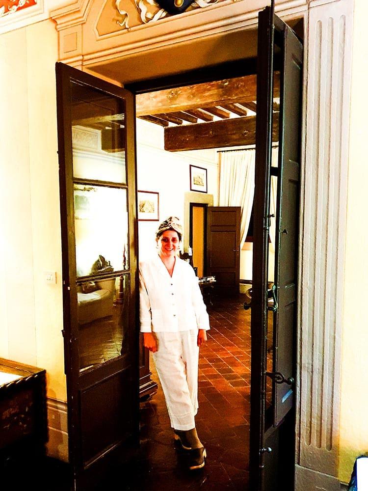 Secret Of 3 - Luxury Linen Homewear cashmere wool pyjamas (6)