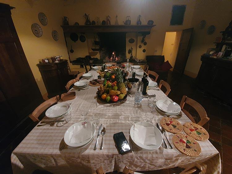Tuscany Villa Buonvisi