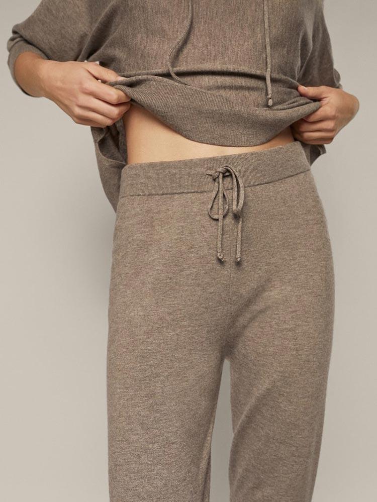 cashmere leggings