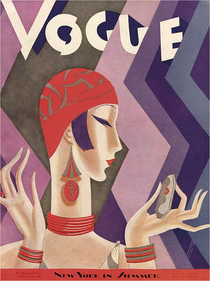 Eduardo Benito, a fashion illustrator from the 1920s and 1930s