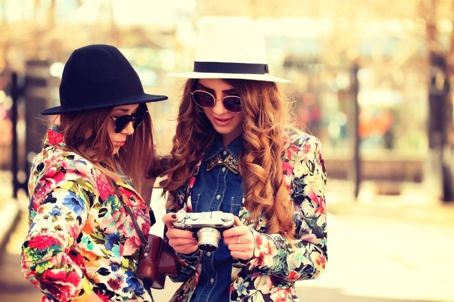Floral Outwear coat