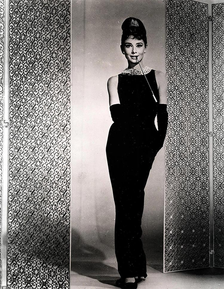 Givenchy Dress Audrey Hepburn