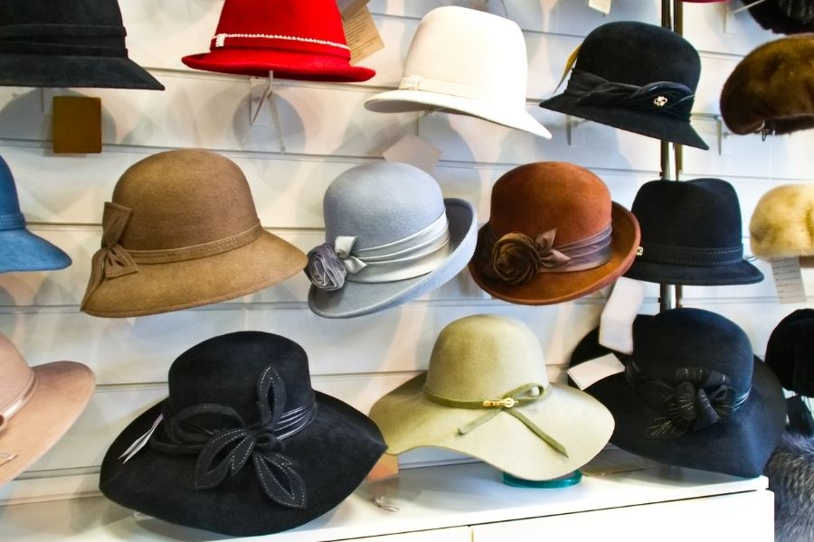 Hats Off To You - Vintage Style Tips 2021 (2) felt