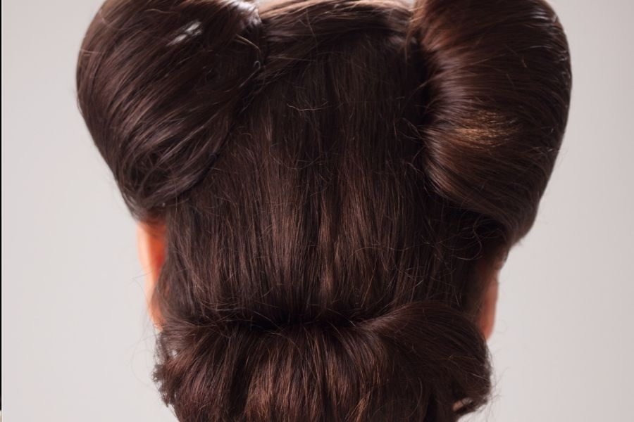 How to Get Perfect Bettie Page Hair