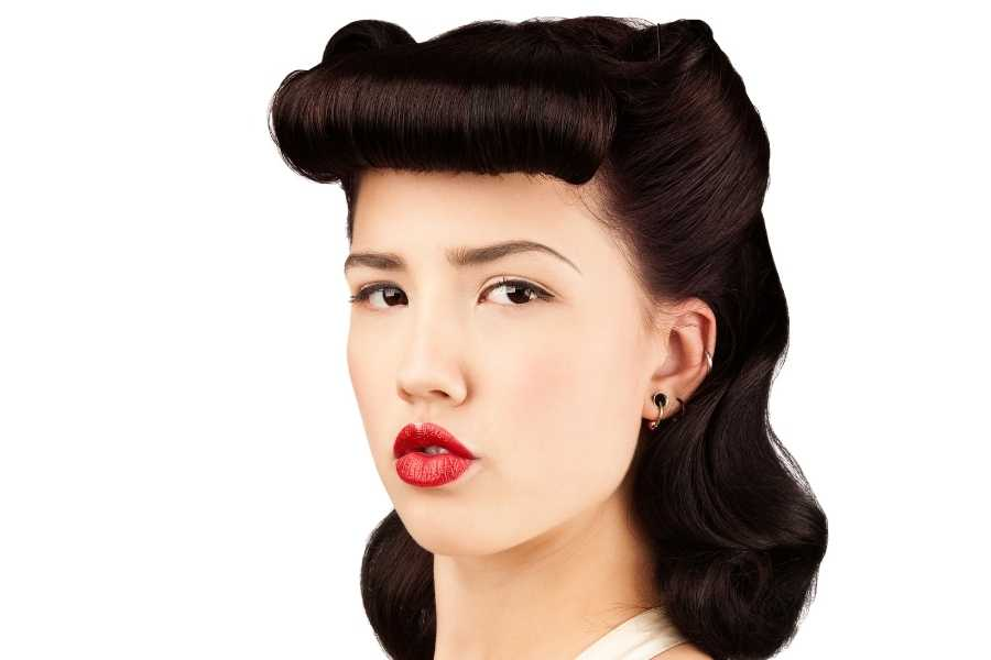 How to Get the Rockabilly Look - Fashion, Hair & Makeup